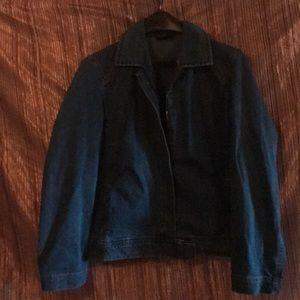 Bianca denim jacket